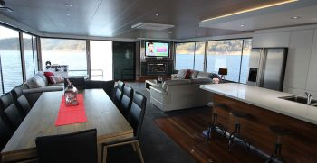 The Houseboat Factory 007 Downstairs Living Area (2)