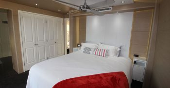 The Houseboat Factory 007 Master Bedroom with Wardrobes