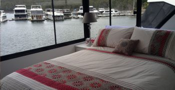 The Houseboat Factory Shiraz Bedroom