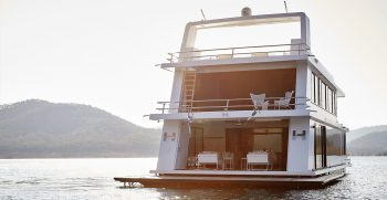 The Houseboat Factory Halcyon Exterior 2