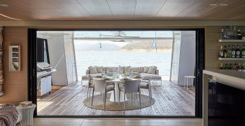 The Houseboat Factory Halcyon Lower Deck Interior 7