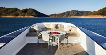 The Houseboat Factory Halcyon Upper Deck Exterior 2