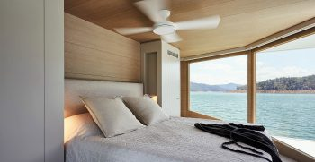 The Houseboat Factory Halcyon Upper Deck Interior 3