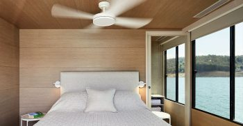 The Houseboat Factory Halcyon Upper Deck Interior 7